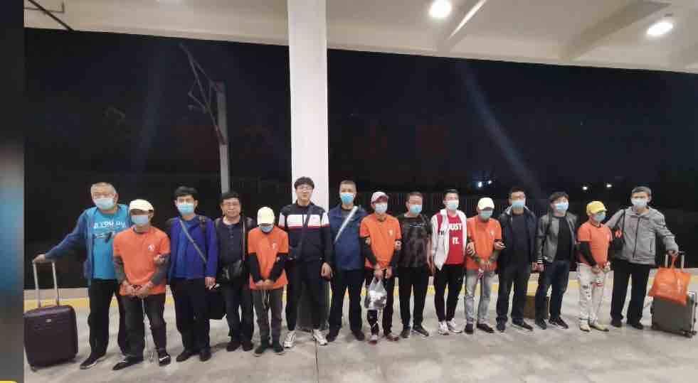 """烟台""""老刘""""被骗221万 藏身海南的12人洗钱团伙落网"""