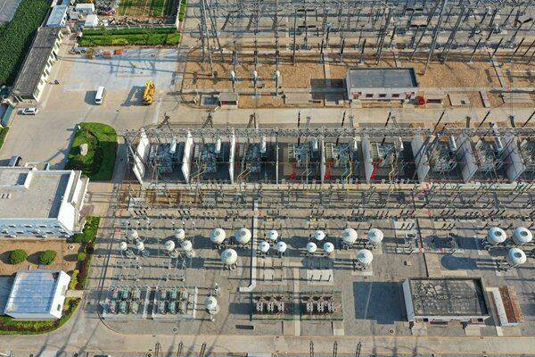 国网山东电力建成投运益都500千伏变电站扩建工程
