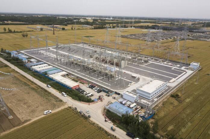 国网山东电力圆满完成上半年500千伏工程投产任务