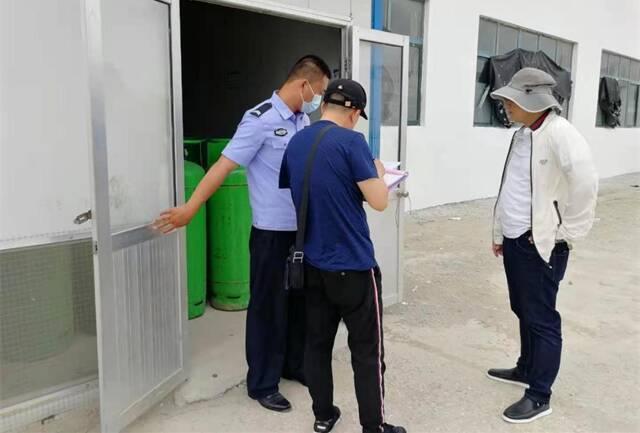 烟台开发区:严厉打击燃气违规行为 确保行业领域安全