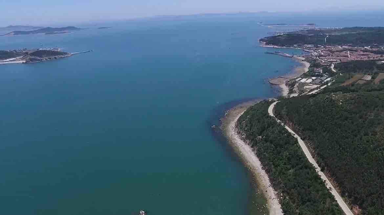 "Vlog|在长岛海洋生态文明展览馆 跟着记者看""长岛之变"""