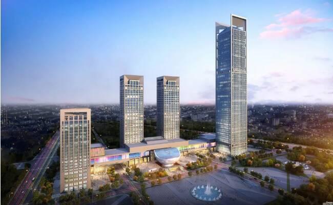 降价近3亿 有人以19亿出价有望接手济南中弘广场