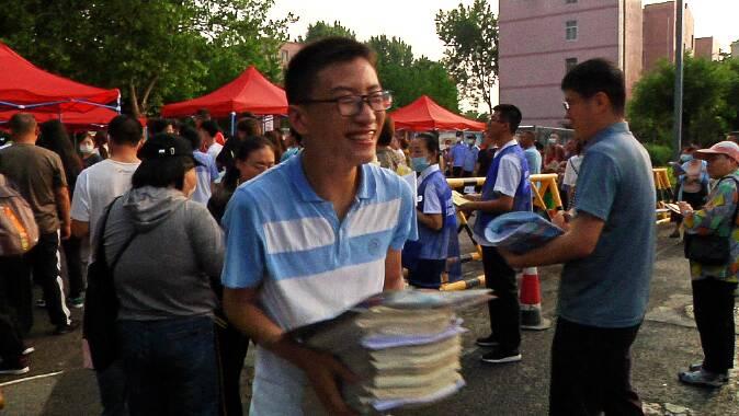 """学习新知识、体验新生活!看看潍坊高考考生的""""暑假愿望清单"""""""