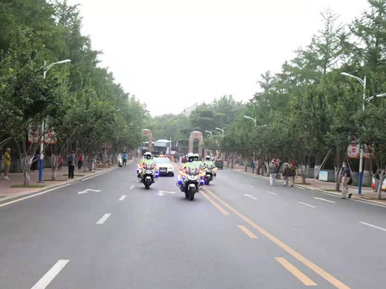 青山有幸埋忠骨:西徐马烈士陵园47名烈士今日长眠英雄山