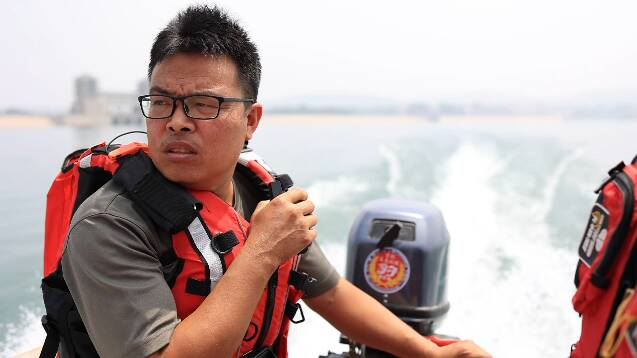 水上营救、决口堵复……潍坊昌乐举行防汛应急抢险演练