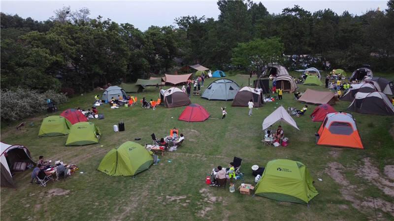 帐篷,草地,星空,音乐……享受幕天席地的露营生活