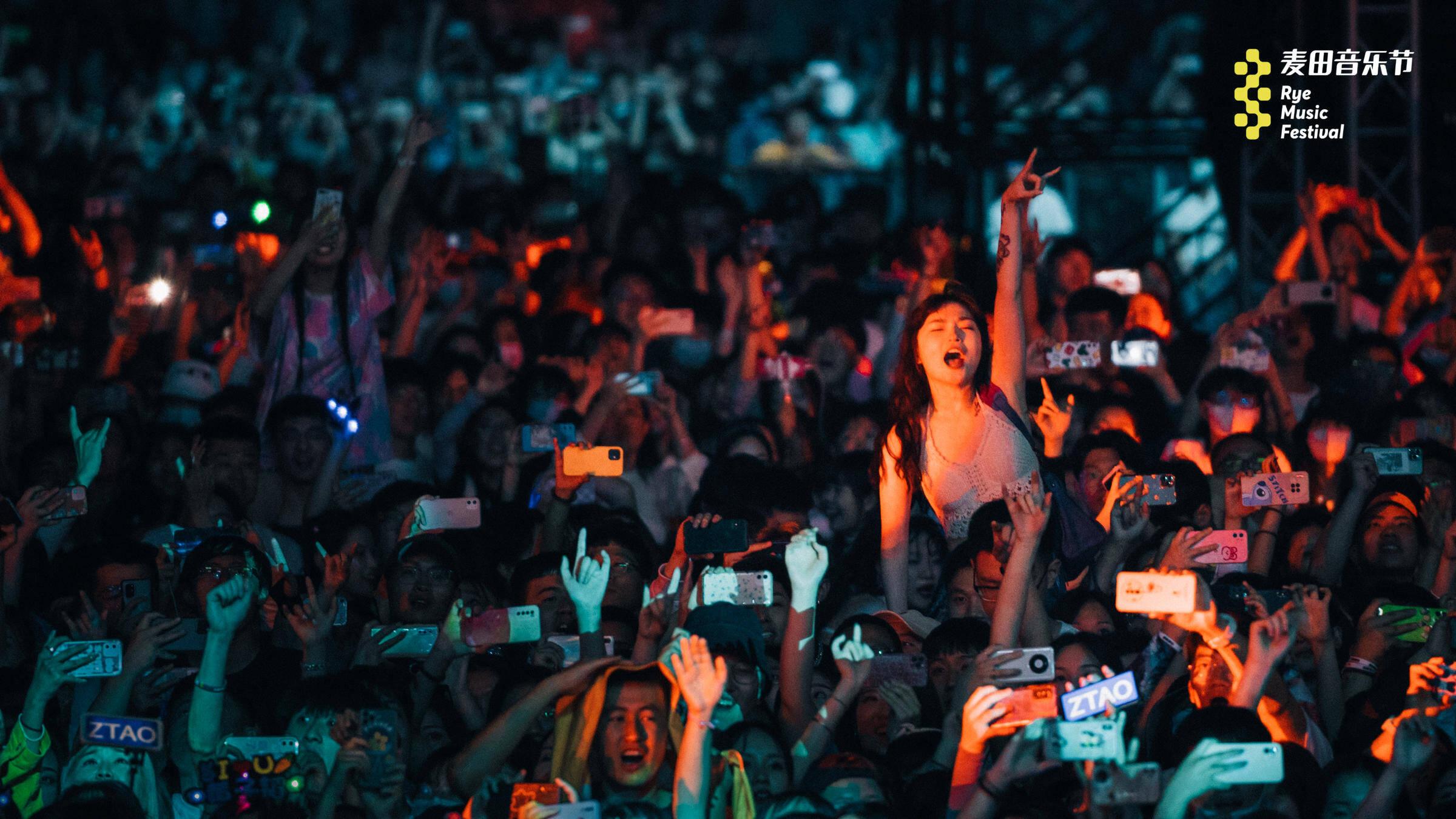 """青岛麦田音乐节圆满举办  """"麦田""""以音乐赋能 期待再会即墨"""