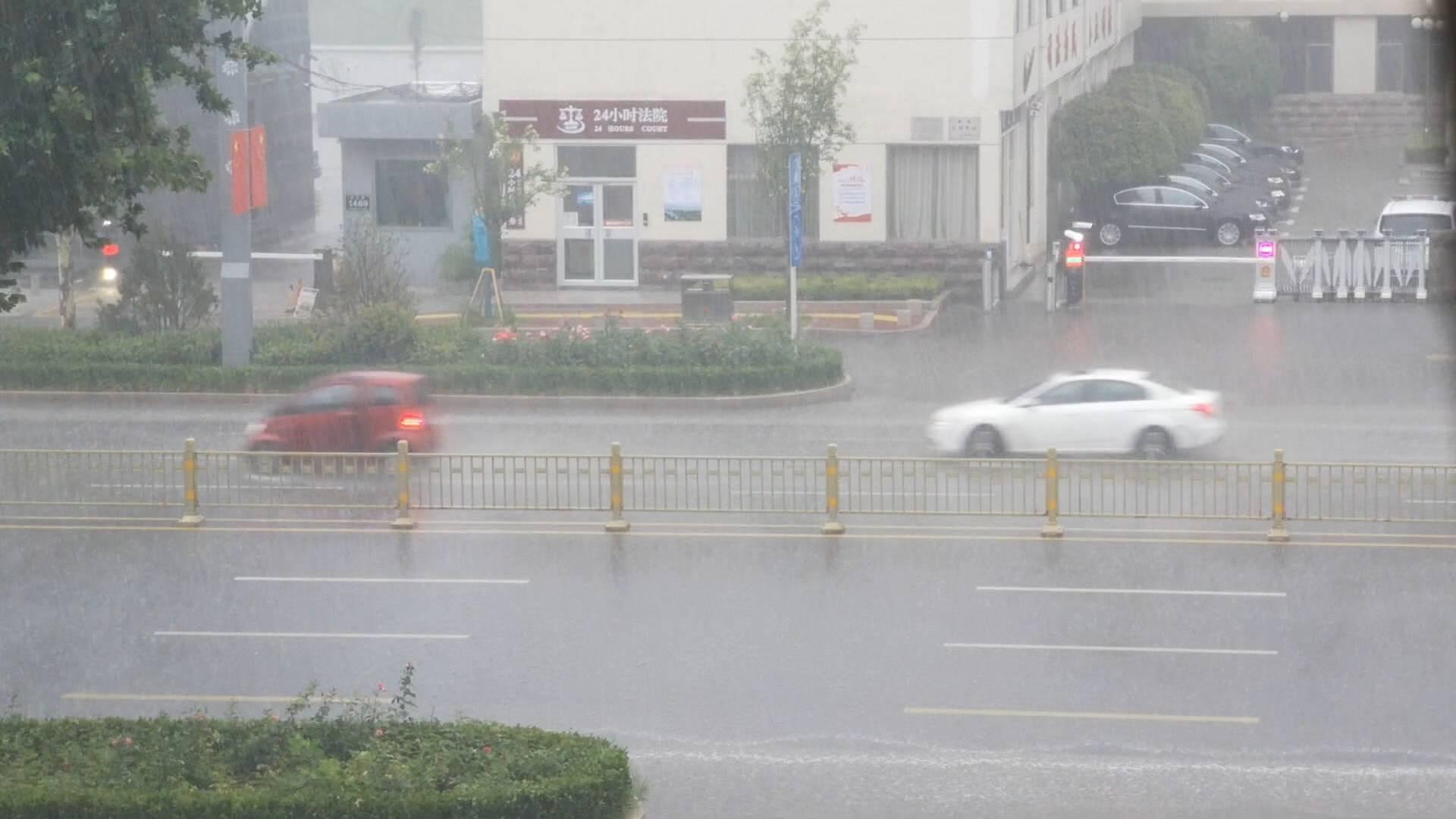 大范围降雨再来!济南 德州等7市今夜有小到中雨局部大雨,麦收将受影响