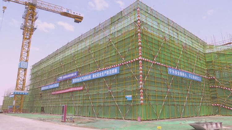 潍坊昌邑:加快推进重点项目建设 推动高质量发展
