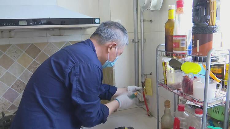 潍坊昌邑:加快燃气软管更换保障用气安全