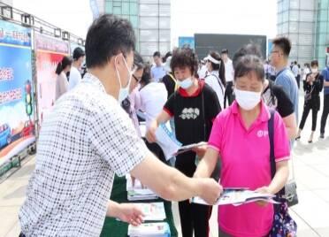 """威海市暨環翠區2021年""""安全生產月""""宣傳咨詢日活動舉行"""
