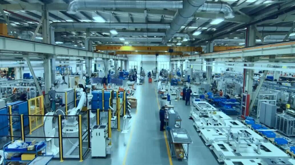 问政山东|威海高新区:面积不足全市1/40 贡献41%的工业营业收入