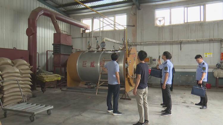 潍坊临朐:深入一线开展燃气安全检查 筑牢用气安全底线
