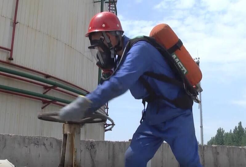防患未然 安丘市组织开展突发环境事件联合应急演练