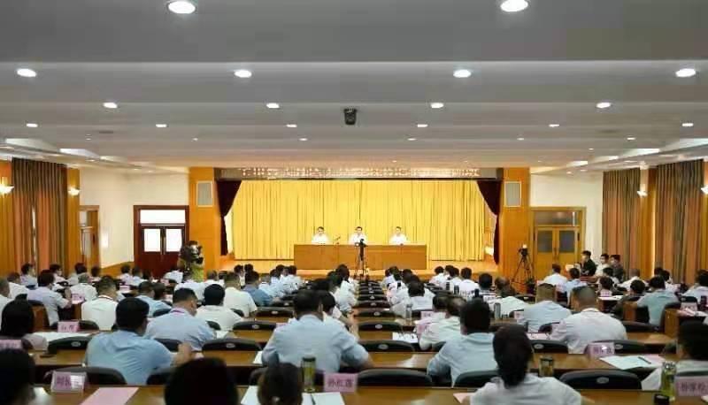 淄博市村(社区)党组织书记示范培训班开班