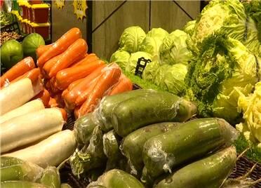 """寿光:部分蔬菜价格""""跳水"""" """"一元菜""""增多"""