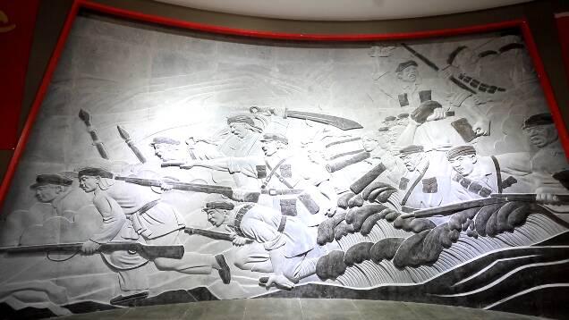 """5000余件展品亮相!潍坊昌乐""""红色记忆""""主题展入选省级推介榜单"""