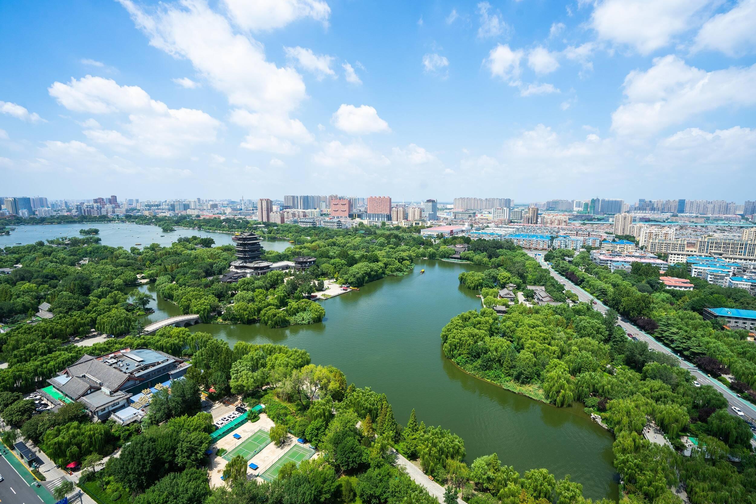31个省会城市中排名第一!济南市改革热度持续上升 位居全国前列!