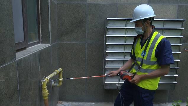 """3200多公里燃气管网完成""""体检""""  潍坊加快推进燃气行业安全生产专项整治行动"""