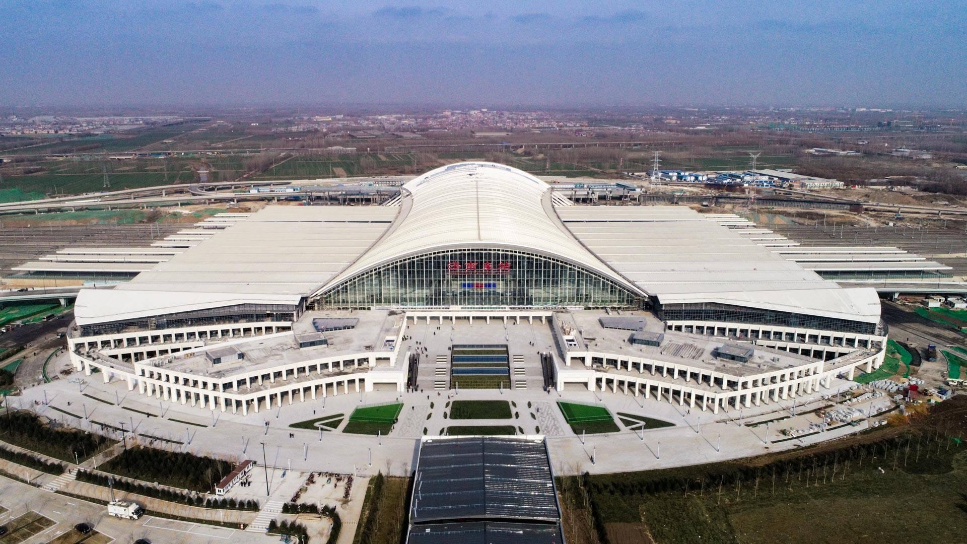 智能型复兴号首次亮相,增开旅客列车22对 济南站明迎10年来最大规模调图
