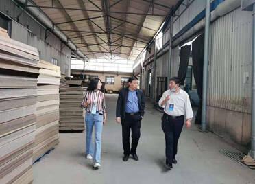 服务企业专员在行动|昌邑市林业发展中心: 以优质服务助力企业发展