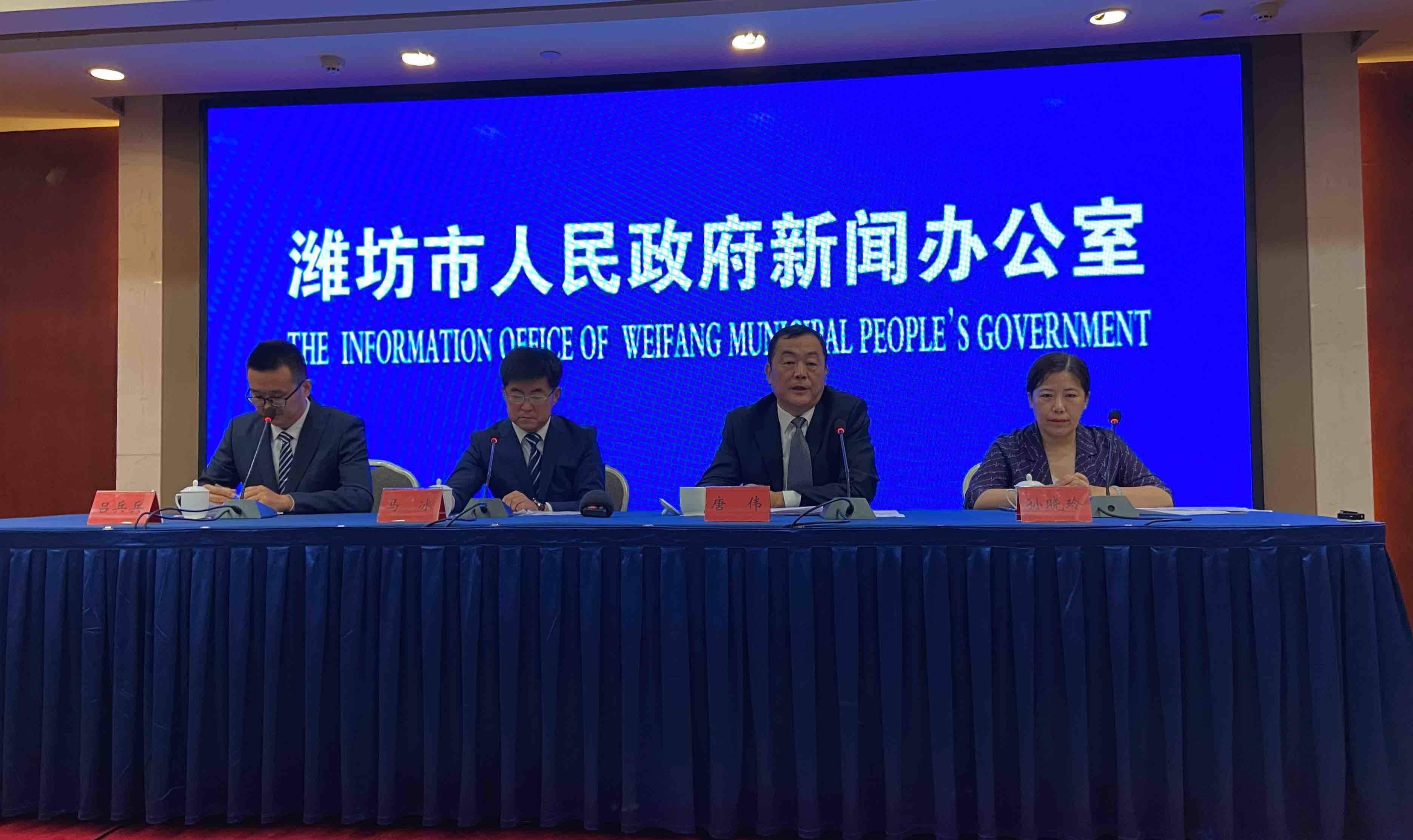 潍坊出台21条新措施 提高环卫工人待遇