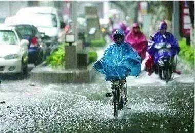 潍坊24小时内平均降雨量近14毫米 折合水量2.2亿立方