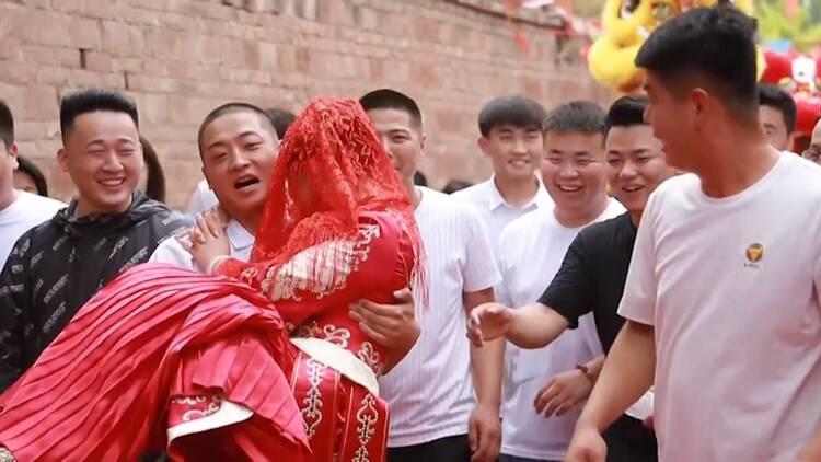 移风易俗!聊城莘县零彩礼、低彩礼正深入人心,新娘:我嫁给了爱情不是物质
