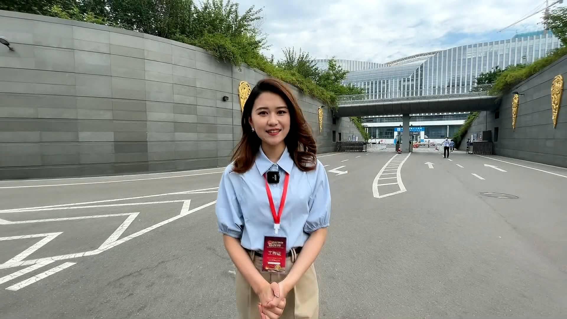 先睹为快!记者探班山东省庆祝中国共产党成立100周年文艺演出现场