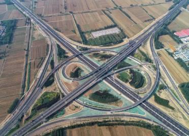 提前18个月!京台高速德州至齐河段改扩建项目顺利通过交工验收