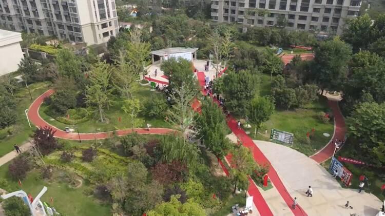 聊城首个垃圾分类主题公园正式开放