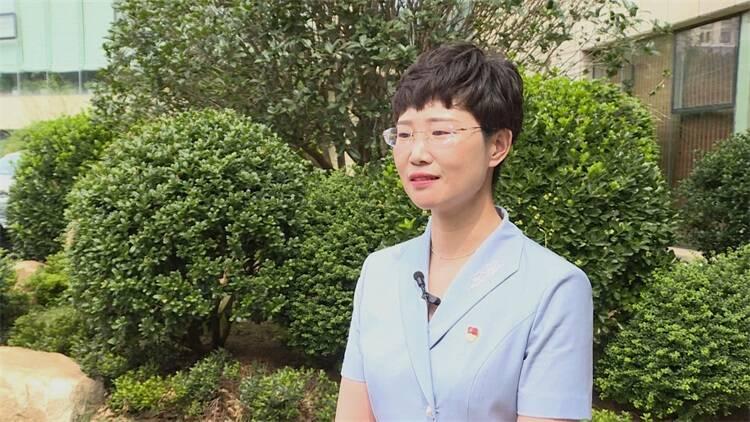 李翠翠:不忘入黨初心,繼續講好中國故事