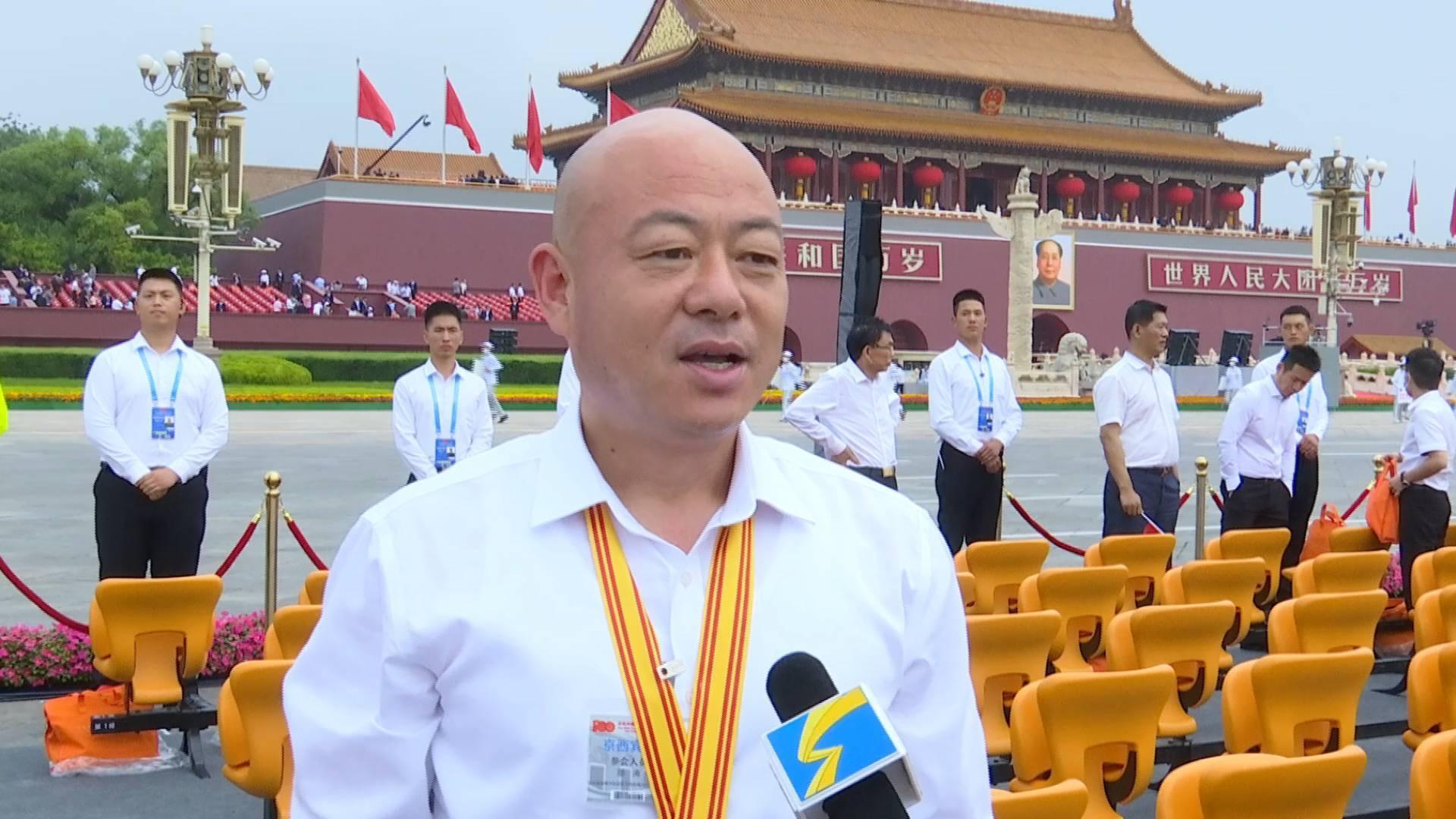 全国优秀党务工作者邵涛:打造把居民当家人 把社区当家庭的党务工作品牌