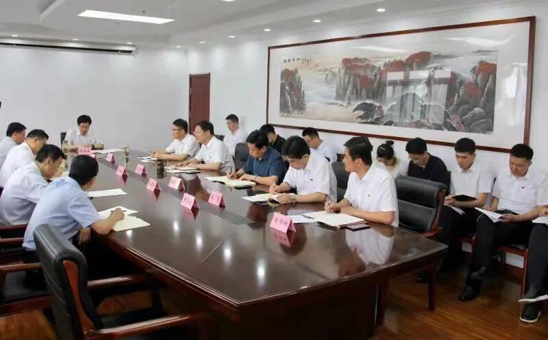 日照市委宣传部组织学习习近平总书记在庆祝中国共产党成立100周年大会上的重要讲话精神