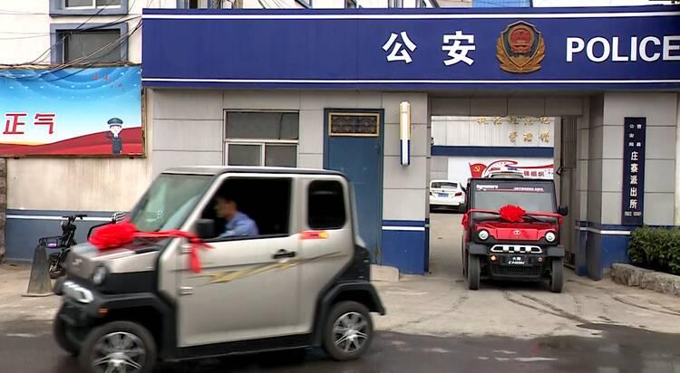 曹县警方打掉一流窜盗窃团伙 为群众追回失窃电轿