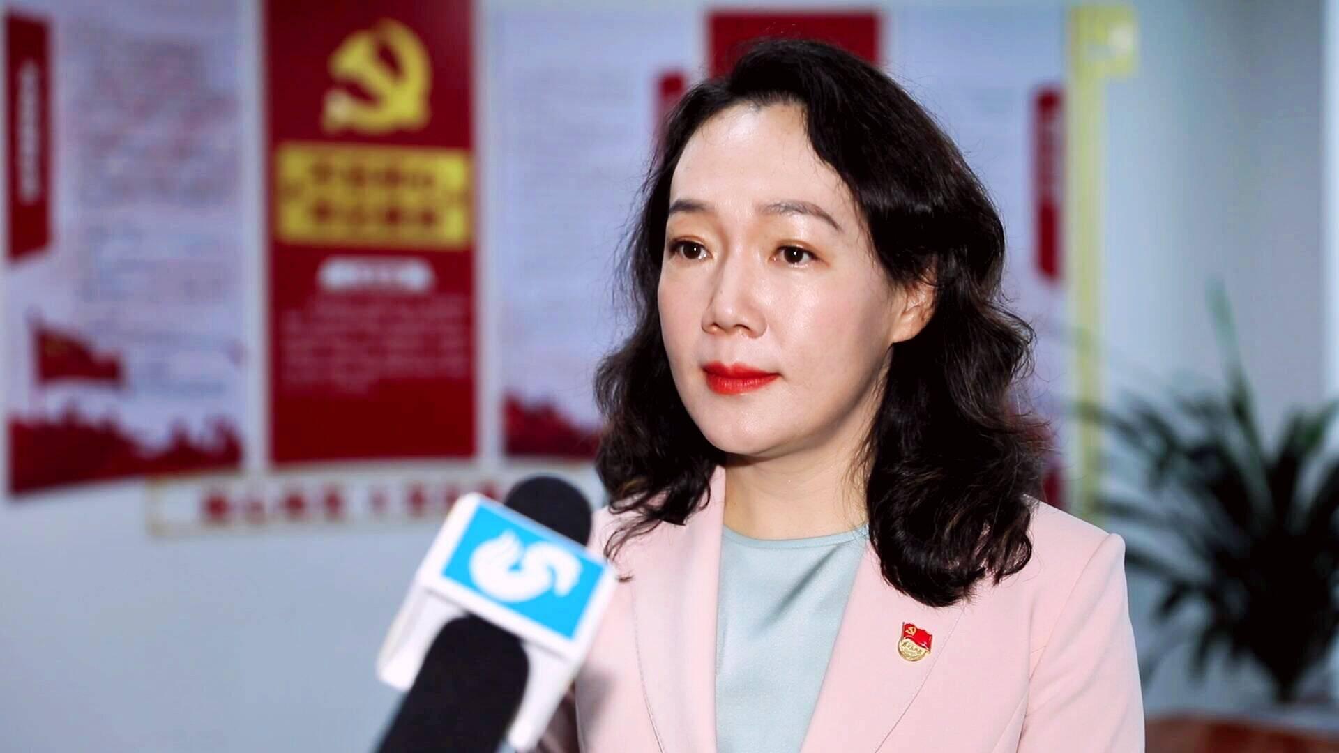 恒丰银行党委书记、董事长陈颖:对党绝对忠诚 践行为民初心