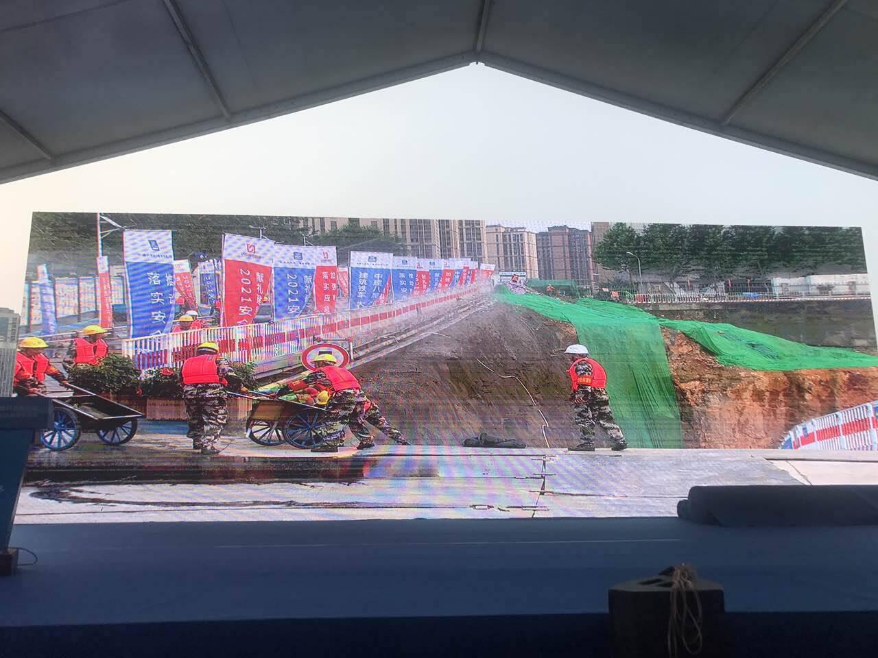 关键时刻拉得出、顶得上、打得赢!济南开展建筑工程防汛应急演练