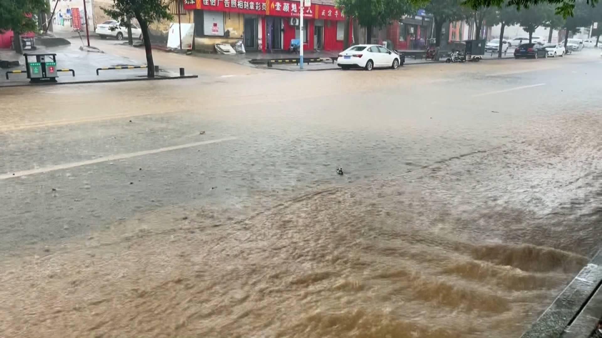 预警!临沂、日照、烟台、威海、青岛等地降雨引发地质灾害的可能性较大
