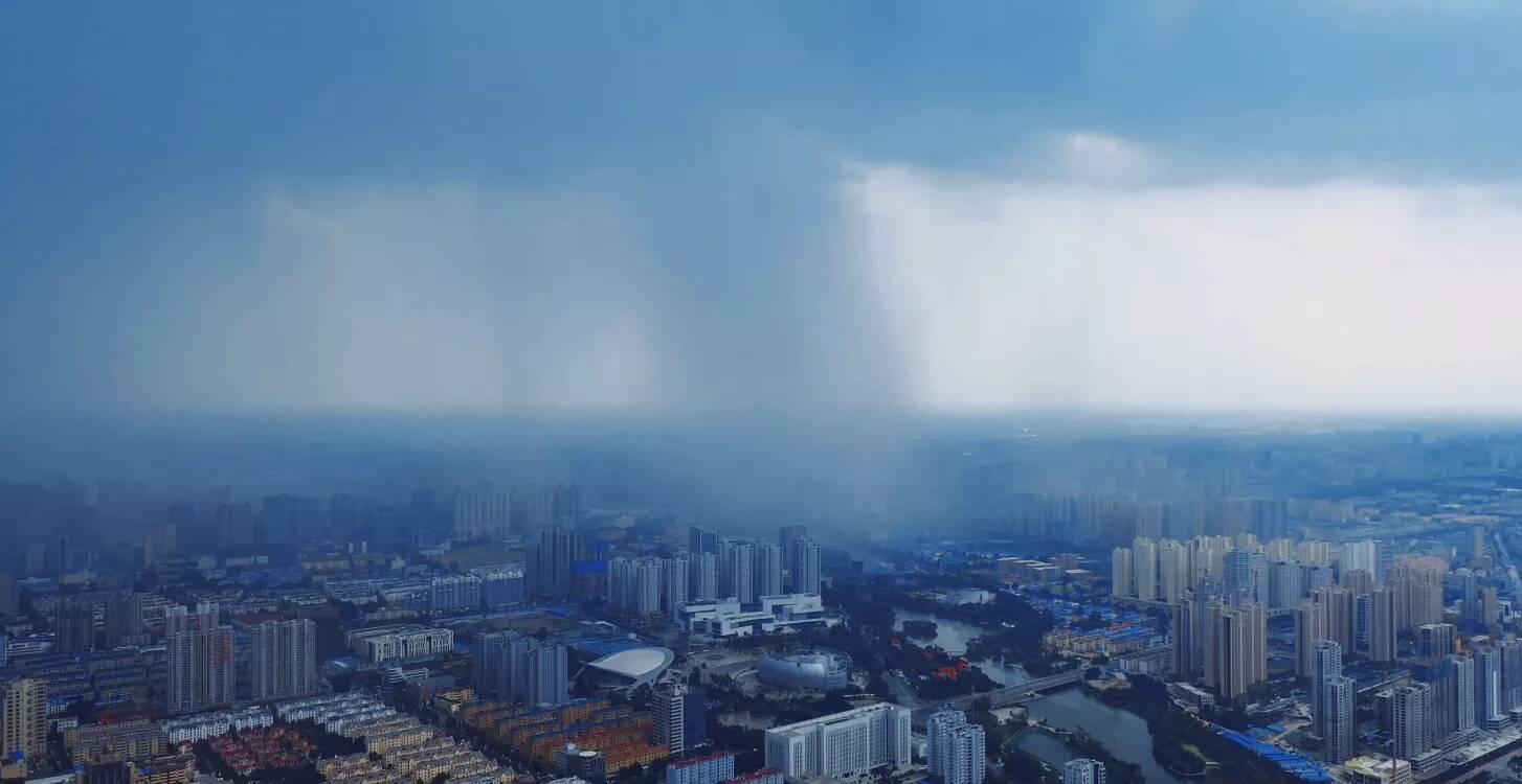 短时强降雨+雷电大风 省防指发布提示:提前落实防洪排涝措施