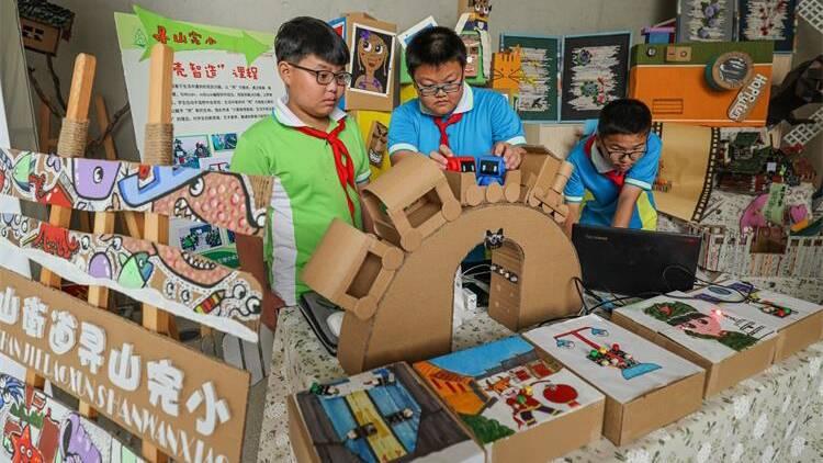 榮成青少年活動中心開門迎客 孩子暑樂又添新去處