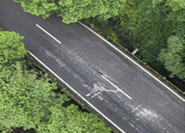 因萊榮高速鐵路施工 乳山部分道路實行半封閉施工