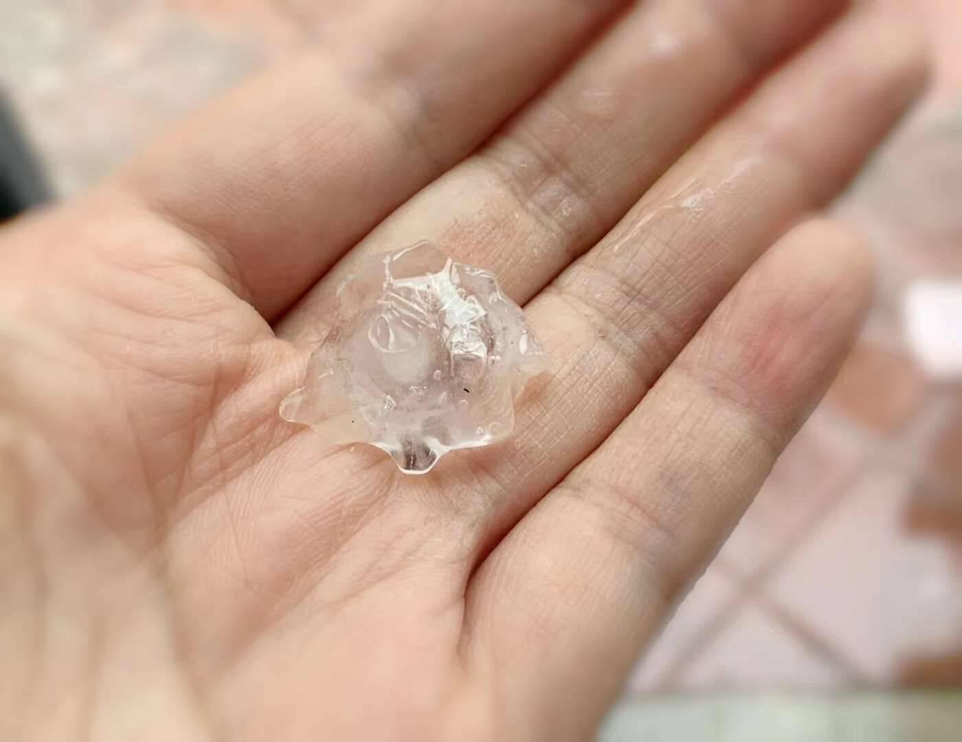 冰雹橙色预警!济南大部分地区有冰雹+短时强降水+雷电+9级大风