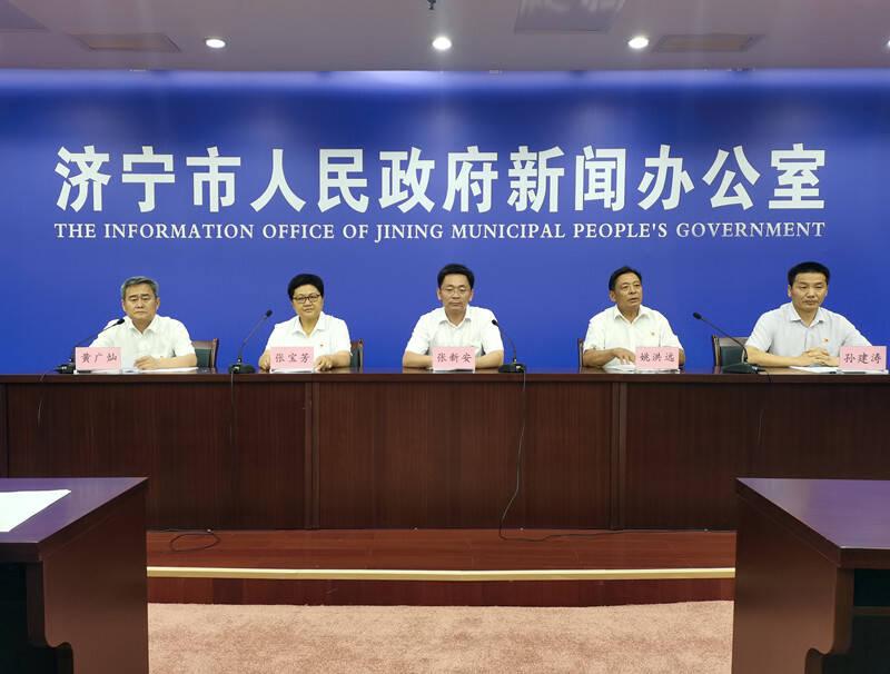权威发布|济宁四位优秀共产党员登上发布台 分享他们的故事