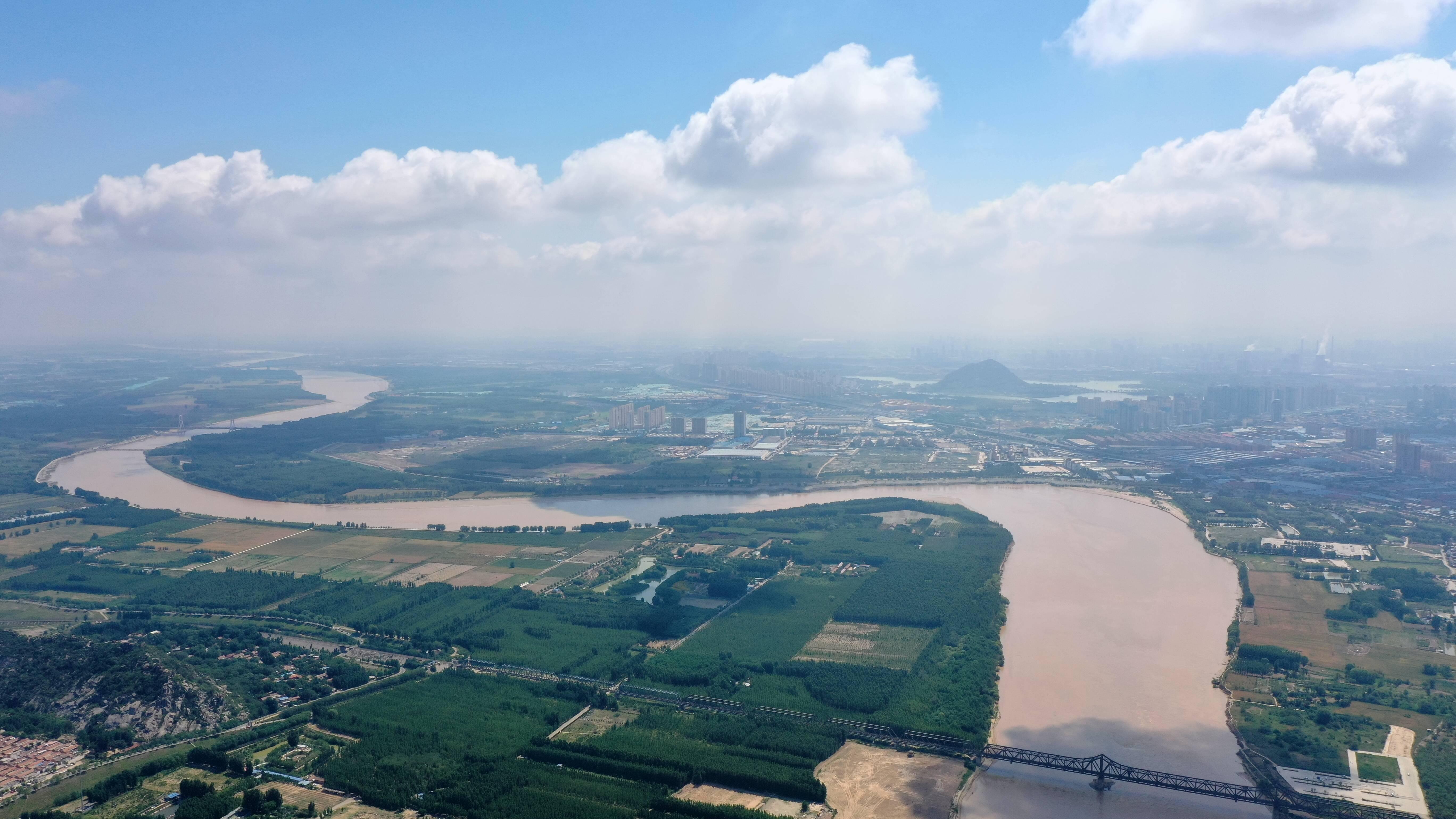 济南起步区将打造为黄河文化发展地标核心区!黄河国家文化公园起步区示范段将开建