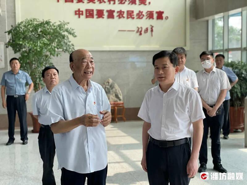张永国任潍坊市委常委、宣传部部长