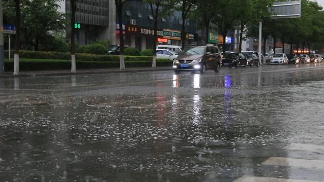 未来三天潍坊大部分地区将出现35℃以上高温天气 最高气温可达37℃以上