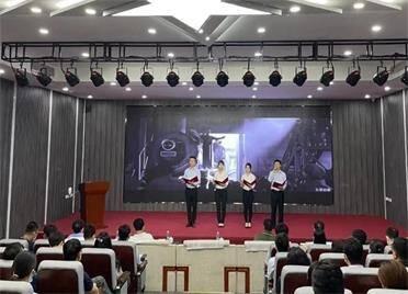 """威海環翠區青年""""主力軍"""",讓黨史學習教育有聲有色"""