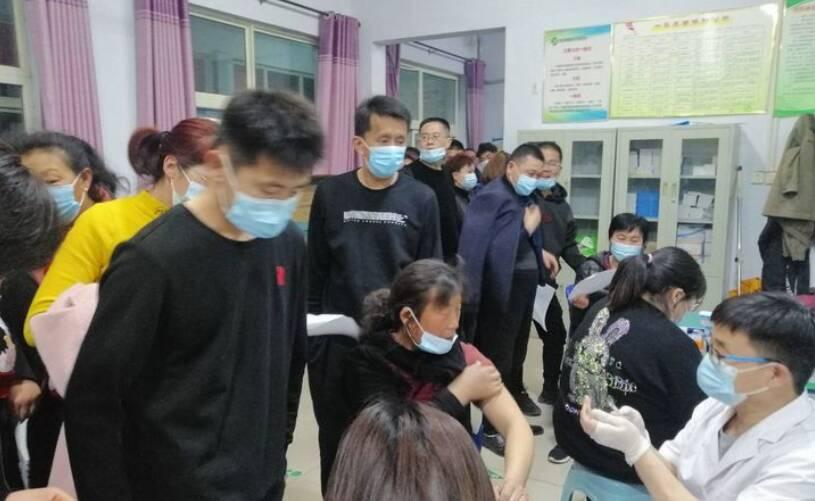 山东新冠肺炎疫苗接种突破1亿剂次