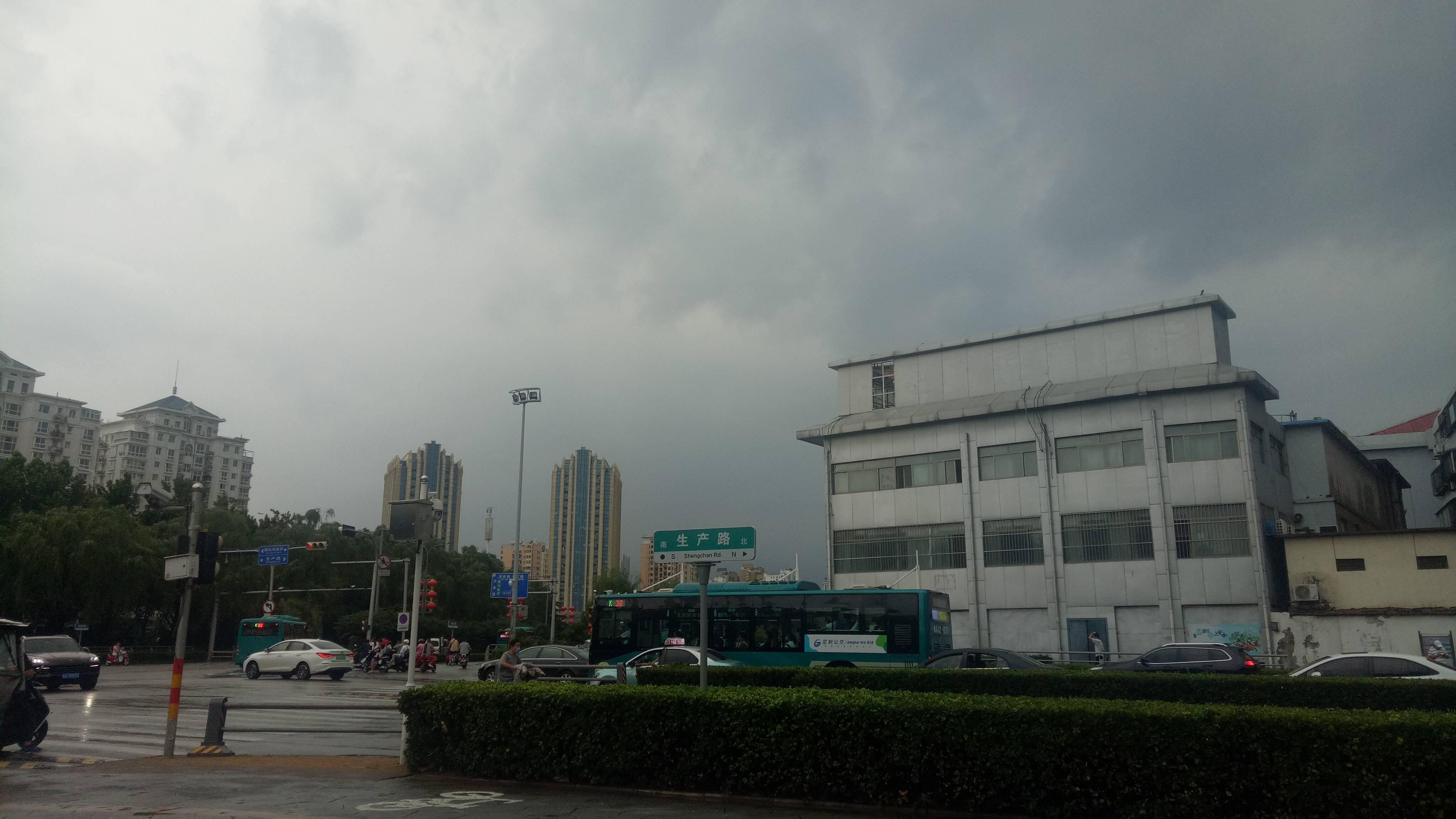 这周阵雨+大风!山东解除海上大风黄色预警信号并发布海上大风警报