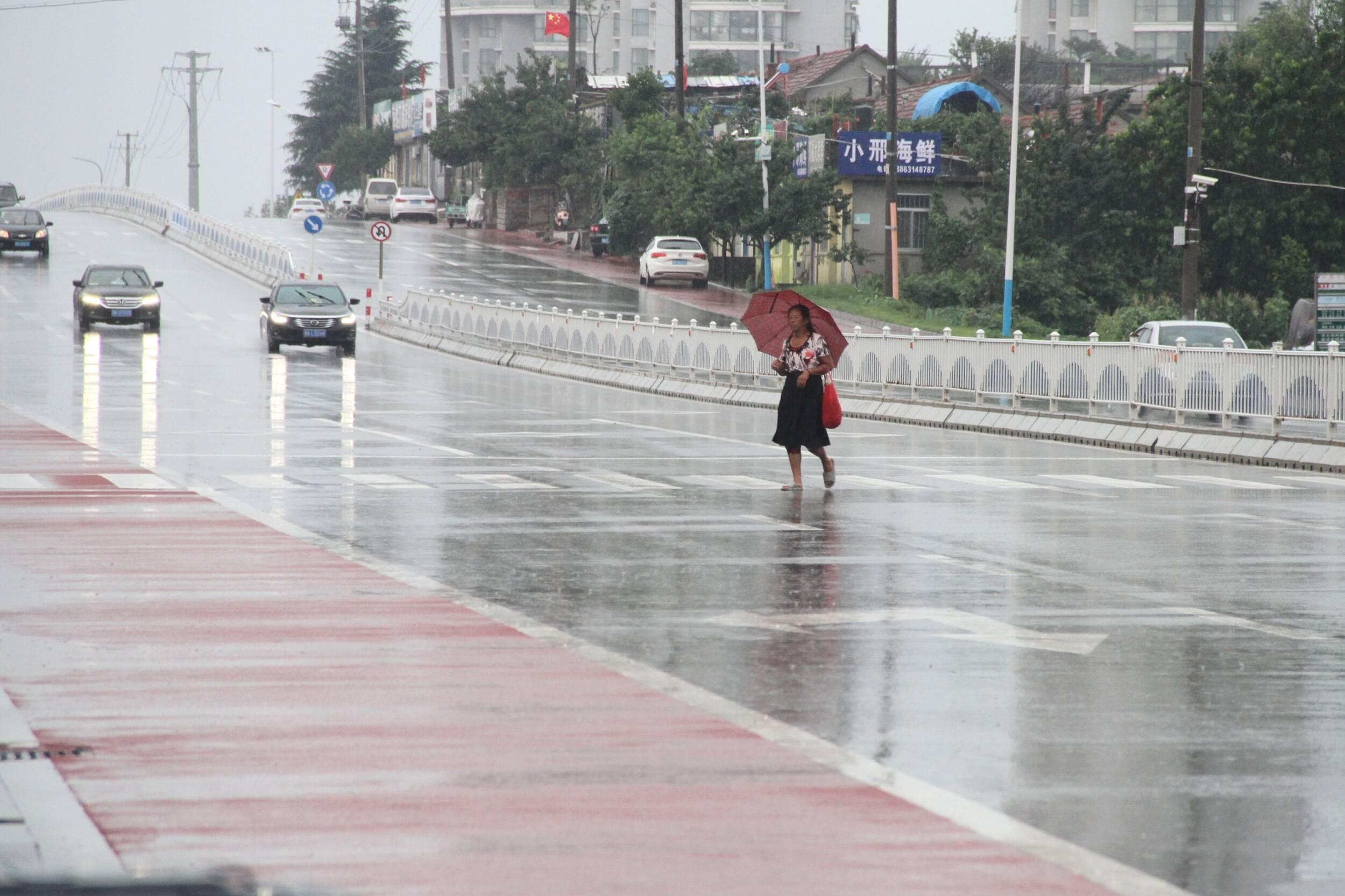 山东发布地质灾害和暴雨黄色预警!今夜开始济南、淄博、潍坊等地注意防范